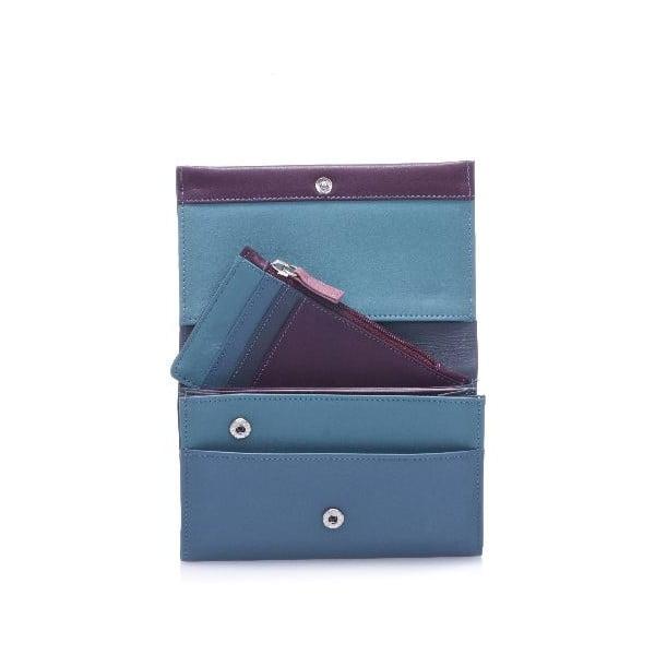 Peňaženka a obal na kreditné karty Blue/Purple