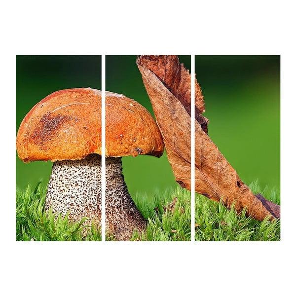 3-dielny obraz Jesenné priateľstvo