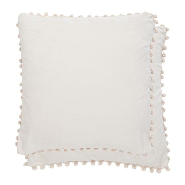 Obliečka na vankúš  Federa 45x45 cm, biela
