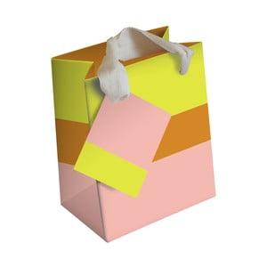 Darčeková taška Caroline Gardner Limited Orange