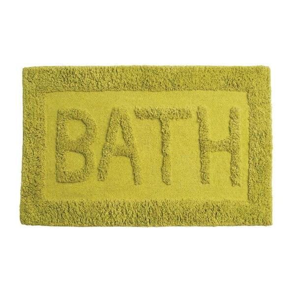 Žltá kúpeľňová predložka Premier Housewares