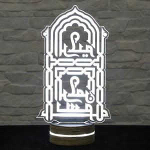 3D stolová lampa Arabian