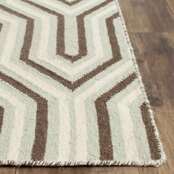 Vlnený koberec Safavieh Taza, 121x182cm