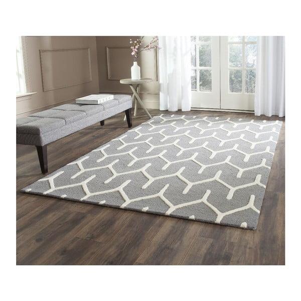 Vlnený koberec Chara, 182x274 cm
