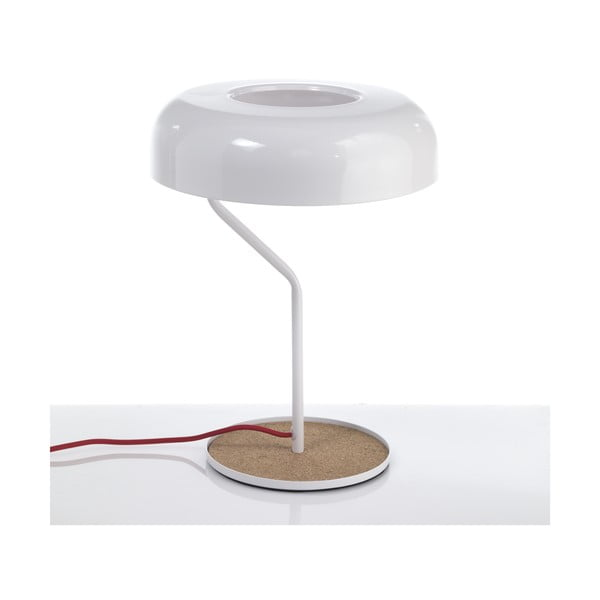 Stolná lampa Jelly White