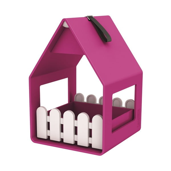 Vtáčia búdka Landhaus Pink