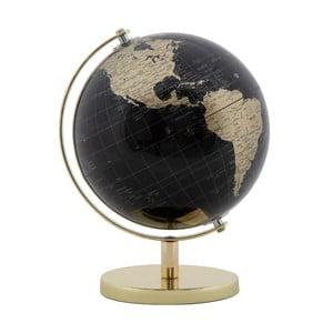Dekorácia v tvare glóbusu Mauro Ferretti Globe, ø 20 cm