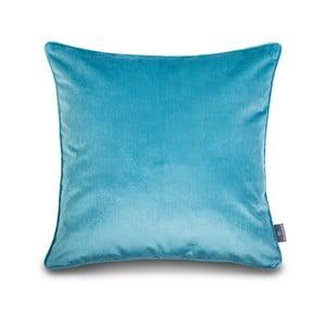 Modrá obliečka na vankúš WeLoveBeds Azure Coast, 50×50 cm