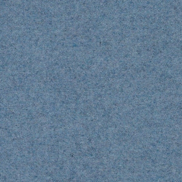 Modré kreslo Softline Moai