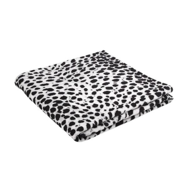 Deka Grey Leopard, 150x200 cm