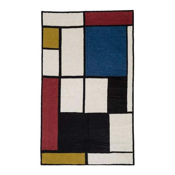 Koberec Mondrian Mood, 150x90 cm