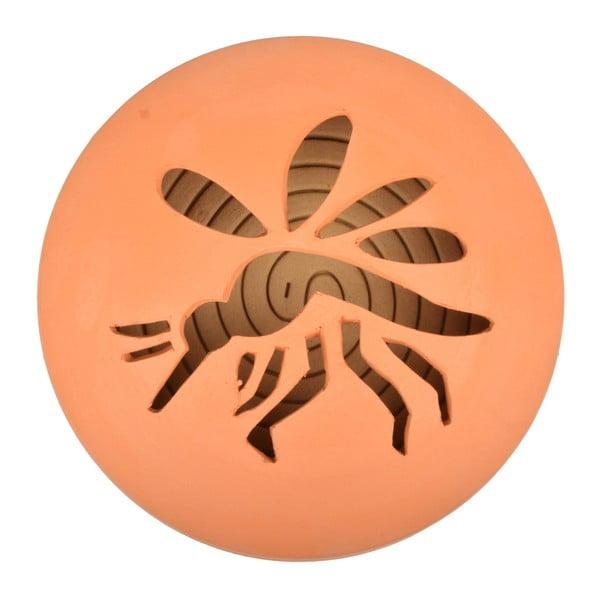 Odpudzovač komárov s vôňou citronely Esschert Design Camping