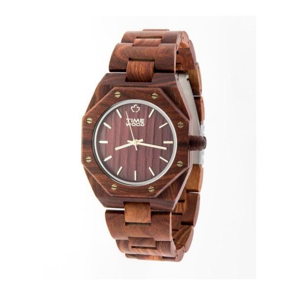 Drevené hodinky Timewood Nelouneck