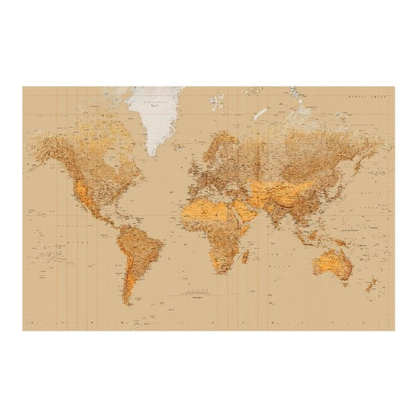 Maxi plagát The World, 175x115 cm