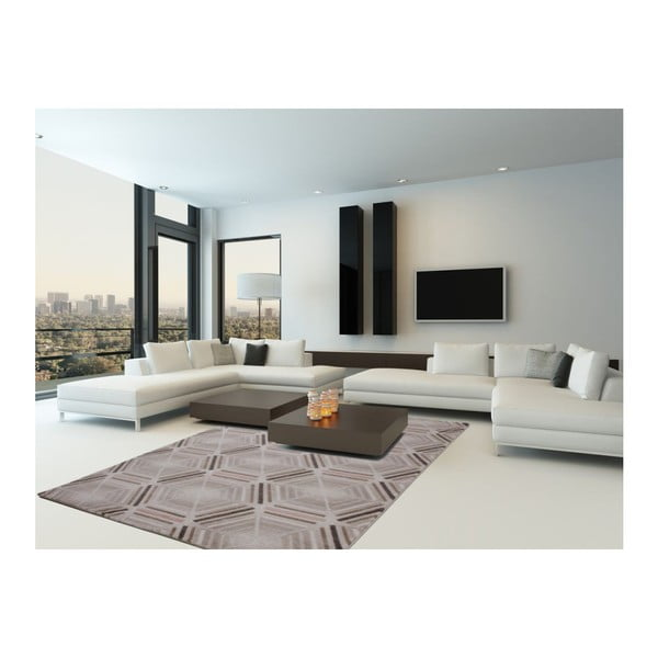 Koberec Heather 617 Vizon, 120x170 cm