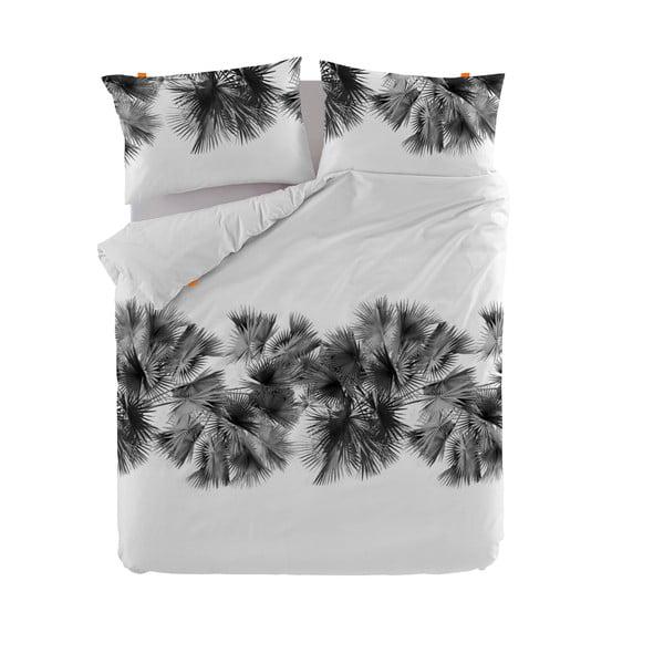 Obliečka na paplón Blanc Palm Tree, 140x200cm