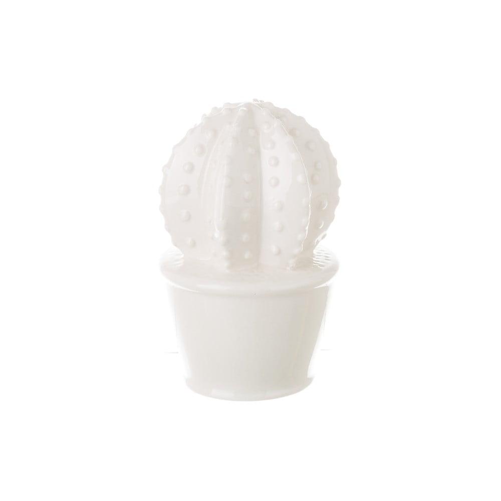 Dekorácia z keramiky v tvare kaktusu Unimasa