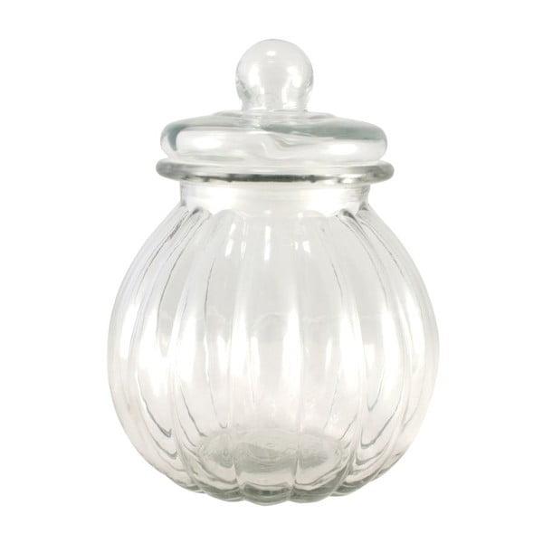 Dóza Glass Ström, 23,5x17,5 cm