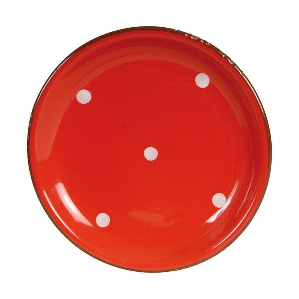 Tanier Round Red, 20 cm
