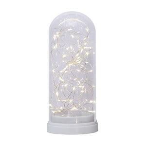 Sklenená LED dekorácia Best Season Glass Dome