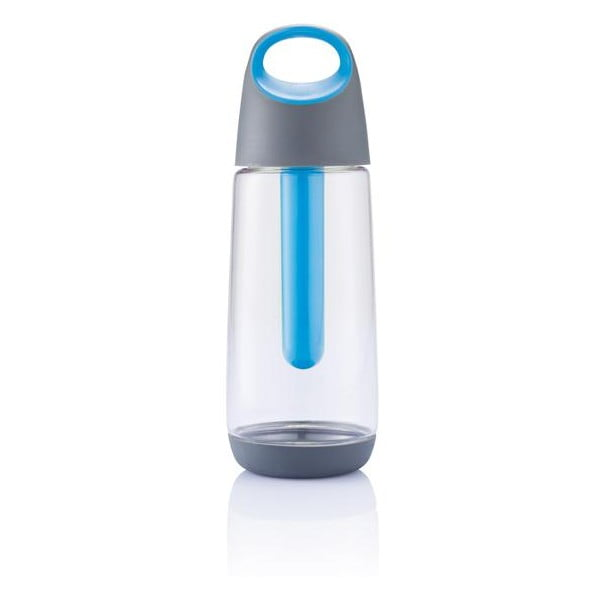 Modrá chladiaca fľaša XDDesign Bopp