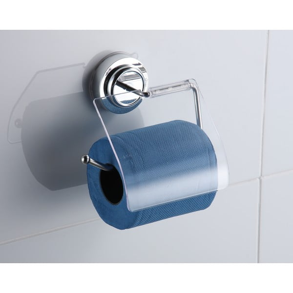 Držiak na toaletný papier bez nutnosti vŕtania ZOSO Tissue