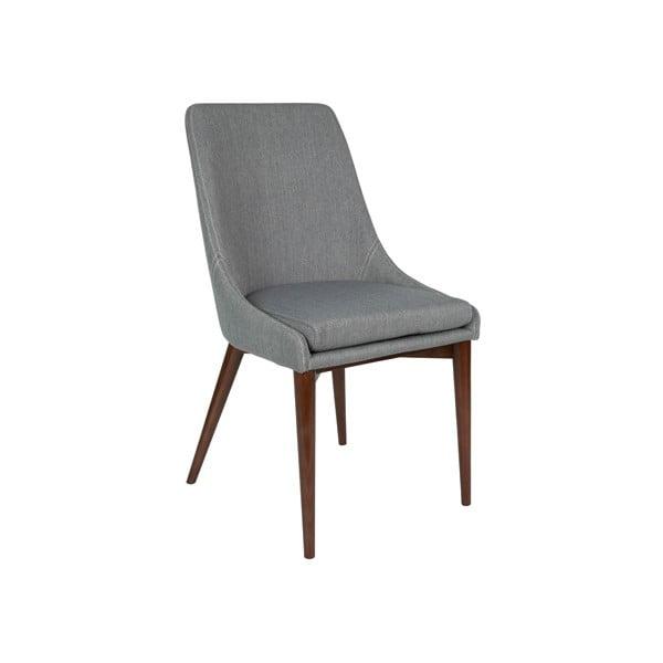 Sivá stolička Dutchbone Juju