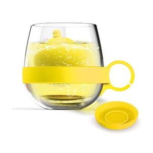 Hrnček Tea Ball, žltý