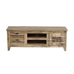 Televízny stolík z mangového dreva SOB Mannheim