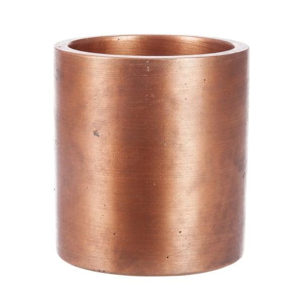 Kvetináč Copper Cer, 10x10 cm