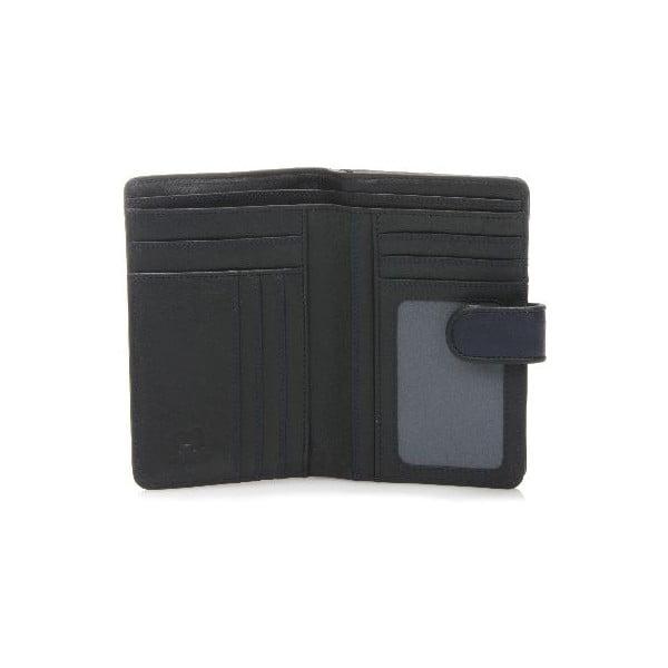 Peňaženka Large Flapover Dark