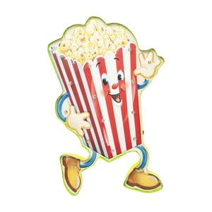 Nástenné LED svietidlo s motívom popcornu Kare Design Pop Corn