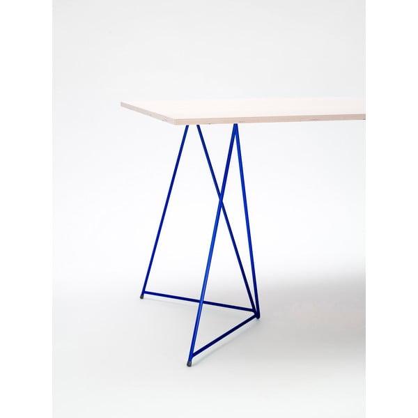 Podnož k stolu Diamond Blue, 70x70 cm