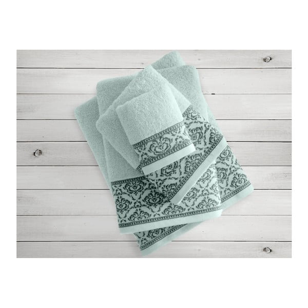 Mentolový uterák Irya Home Felice, 50x90 cm