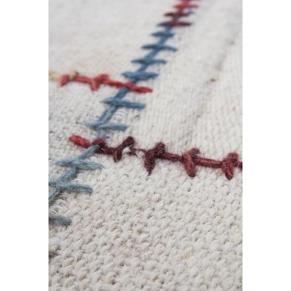 Vlnený koberec Omnia no. 1, 120x170 cm
