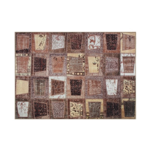Koberec Pune Brown, 75x130 cm