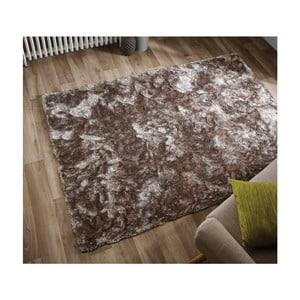 Hnedý koberec Flair Rugs Serenity Mink, 160×230 cm