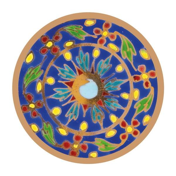 Samolepky Mandala Blue/Yellow