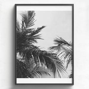 Obraz v drevenom ráme HF Living Antonio, 50 x 70 cm