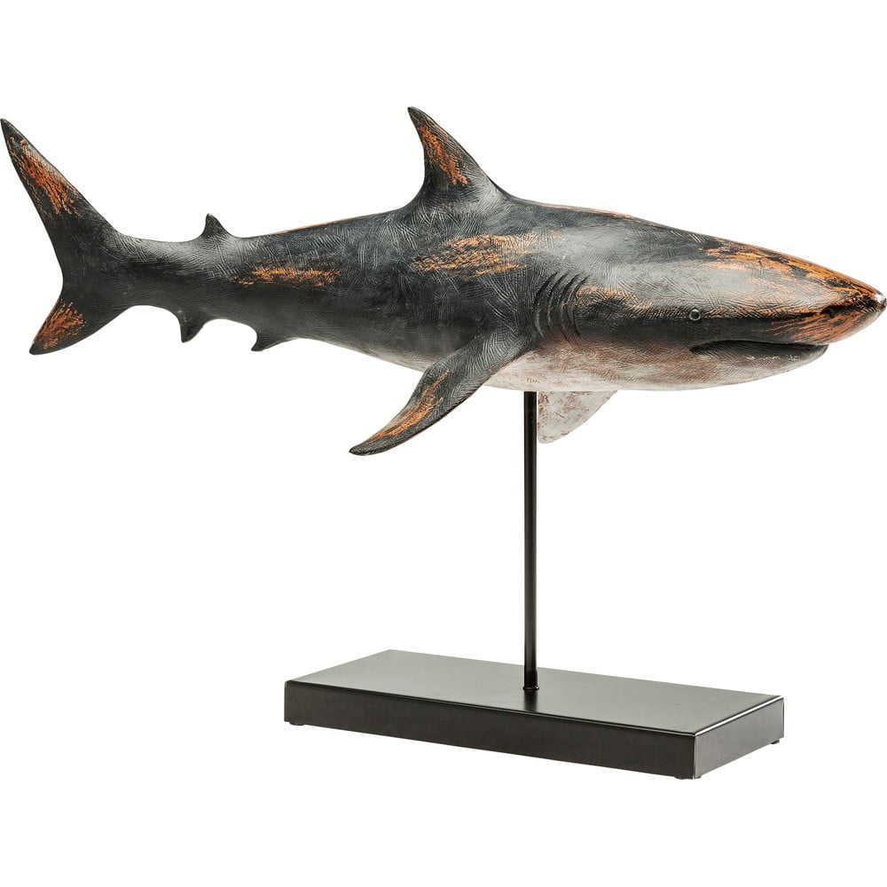 Dekoratívne soška Kare Design Shark