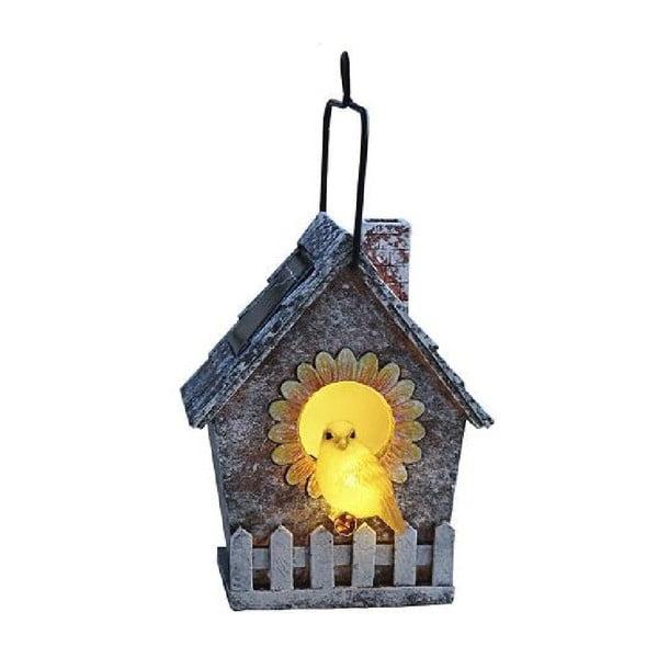 LED záhradná dekorácia Best Season Housebird