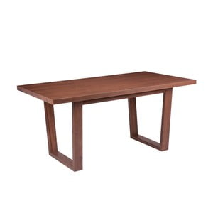 Jedálenský stôl vdekore orechového dreva sømcasa Amber, 160x90cm