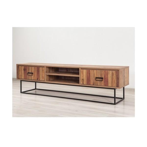 TV stolík Symbio Shabby, dĺžka 180 cm