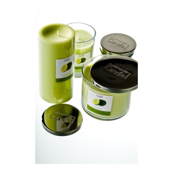 Aromatická sviečka s vôňou jahôd Copenhagen Candles, doba horenia 50hodín