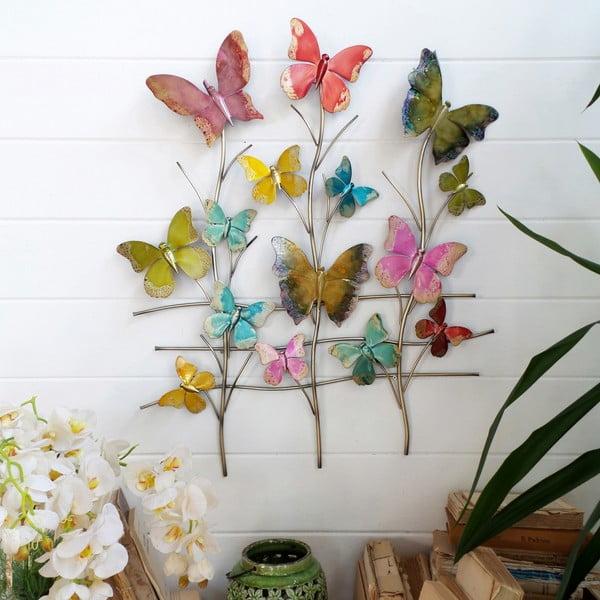 Nástenná dekorácia Butterflies Pannel