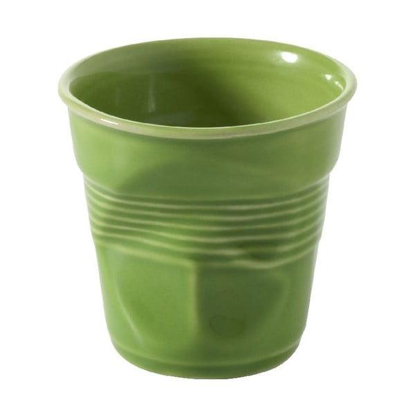 Pohárik na cappuccino Froisses 18 cl, limetkový