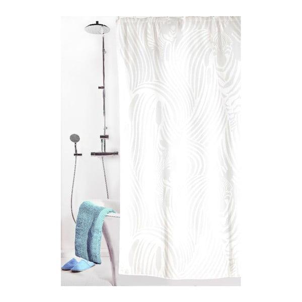 Záves do sprchy White, 180x200 cm