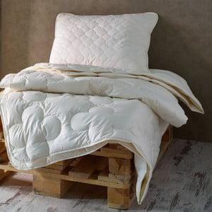 Vankúš s vlnenou náplňou Marie Claire, 50x70 cm
