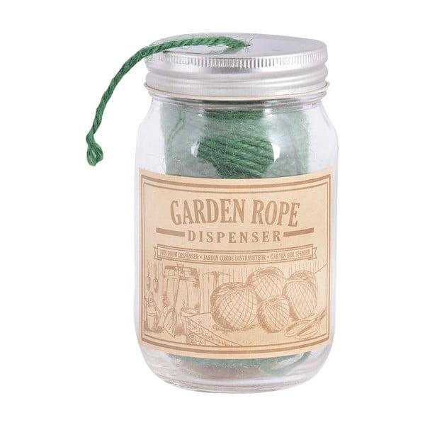 Záhradná šnúra v pohári Esschert Design Garden Rope