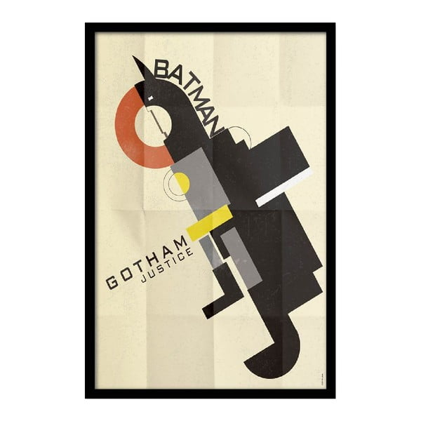 Plagát  Batman Gotham, 35x30 cm